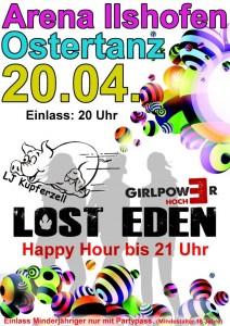 Plakat Ostertanz